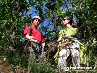 Valle del Jerte - Cascada del Caozo; senderismo en cercedilla; rutas madrid a pie